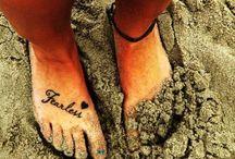 Tattoos / by Kelsey Jury