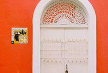 Knock, knock / by Emily // Magpie Fields