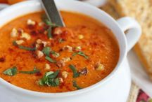 Souptastic / My favorite meal has to be soup! / by Ann Heys-Caffrey
