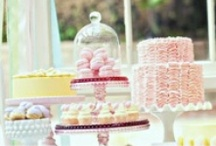 Bridal Shower Ideas / by Deborah Jennings