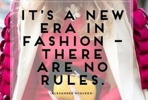 Fashion / by Alyssa Adams