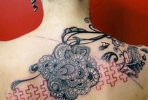 Tattoo Inspiration / by Robyn Cruz-hawkins