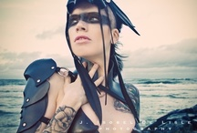 Costume & Armor Design / by Robyn Cruz-hawkins