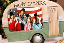 Campers II / by Romantic Domestic