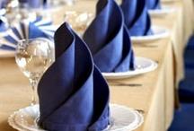 Napkin Folding / by WeddingLands