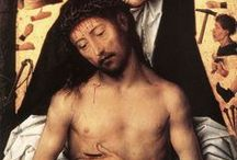 memling (1430/1440 — 1494) / Hans Memling (c. 1430 –  1494) was a German-born painter who moved to Flanders and worked in the tradition of Early Netherlandish painting. He spent some time in the Brussels workshop of Rogier van der Weyden, and after Rogier's death in 1464, Memling was made a citizen of Bruges, where he became one of the leading artists painting both portraits and diptychs for personal devotion and several large religious works / by sergio mundi