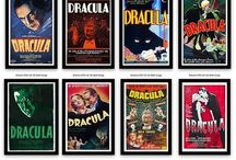 Dracula & Vampires & his Brides / From old to new... / by Mark Shaw