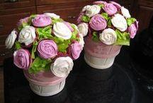 cup cakes / by Martha Lesvia Gómez B