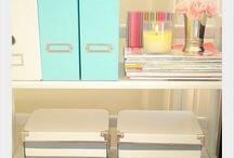 Get organized / by Hayley Smith