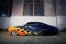 Cool cars / by Jody Hoefs