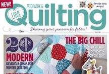 Inside Issue 2 / by Love Patchwork & Quilting Magazine