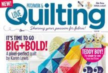 Inside issue 5 / What's inside issue 5 of Love Patchwork & Quilting magazine! / by Love Patchwork & Quilting Magazine