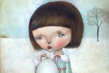 Dilka Bear / by Cheryl Austin