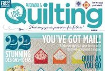 Inside Issue 7 / by Love Patchwork & Quilting Magazine