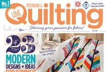 Inside Issue 9 / by Love Patchwork & Quilting Magazine