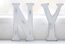 New york / by Patricia Salençon