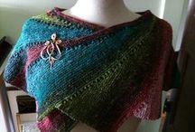 breien sjaals enz / by nellie verhoeven