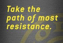 Quotes to Inspire / by Gold's Gym Linglestown