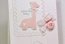 Baby Cards and Tags / by Deb (Deborah Graci) Latshaw