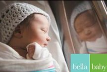 Newborns / gorgeous, in-hospital newborn lifestyle photos from Bella Baby Photography / by Bella Baby Photography