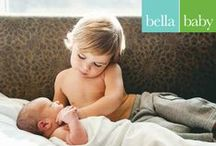 Brothers and Sisters / capturing the special moments between new siblings / by Bella Baby Photography