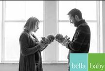The More the Merrier / twice (and thrice) the newborn love / by Bella Baby Photography
