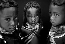 Portraits of Africa in b&w / by Maite Pascual