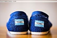 TOMS :) / by Sarah Burrell