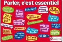 French school ideas / Ideas for the FSL classroom !! / by Heather M