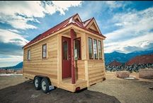 Tumbleweeds Out & About / by Tumbleweed Tiny House Company