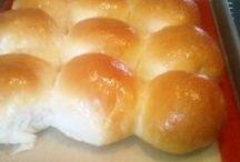 breads etc. / by Carol Ruckheim
