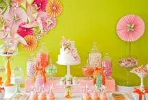 Sweets Buffets & Other Fun Food Displays / by Emily Edwards at Your Heart's Desire