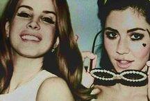 Lana Del Rey ~ Marina & The Diamonds / by Astrid Venegas Nuno (TBCI)