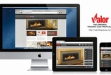 Valor Fireplaces & You / Our fireplaces from around the web / by Valor Fireplaces