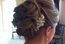 Wedding hair / by Kathy Warner
