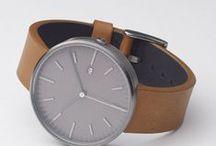Uniform Wares watches / Watches by UK brand Uniform Wares available at www.dezeenwatchstore.com / by Dezeen Watch Store