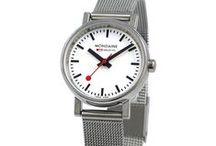 Mondaine watches / by Dezeen Watch Store