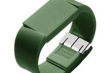 Mutewatch watches / by Dezeen Watch Store
