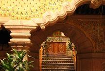 Arquitecture and decoration Moroccann details / by Gloria Pineda De Cervantes