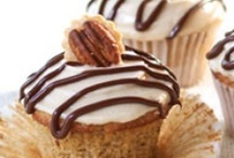 Nut Cupcakes / by Best Cupcake Recipes