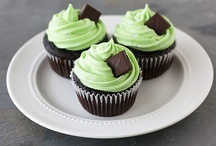 Mint Cupcakes / by Best Cupcake Recipes