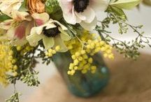 storyboard: centerpieces  / center of attention: centerpieces and floral designs to catch your eye  / by The Perfect Petal