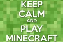 Minecraft / Let the creativity begin! <3 / by Jeanise Ruiz
