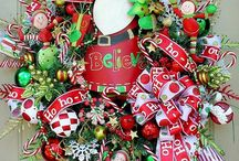 Christmas / Christmas decor / by Shannon Andrews