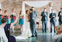 real weddings: mile high station / Weddings at Mile High Station  / by The Perfect Petal
