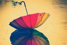 Rain & rainbows, fog & storms / by Avradi