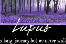 My Life: Lupus / by Nahanie