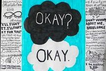 Nerdfighters!! / The Fault in Our Stars / John Green DFTBA!! / by Megan Eldredge