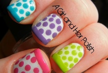 Easter Cuties / Makeup & Nail designs with Easter sprinkled in. :) / by Beauty Tips N Tricks
