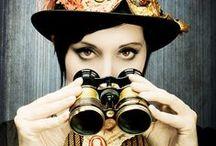 Steampunk Fashion / by Dayna Lee